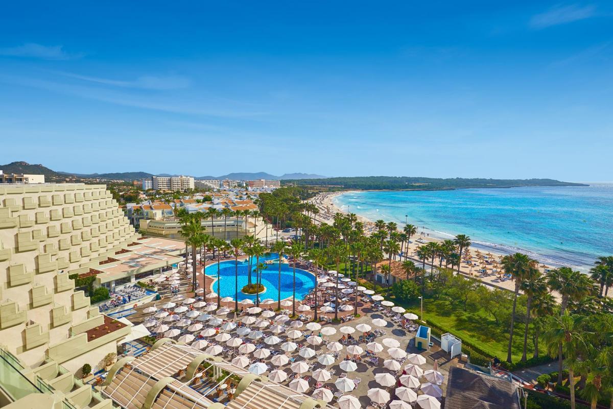 Glutenfrei Urlaub im Hotel Hipotels Mediterraneo